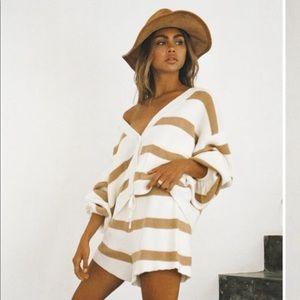 Sabo Skirt Ellis Stripe Set
